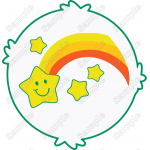 Care Bear Tummies Belly Symbol Costume T Shirt Iron on Transfer Decal by www.shopironons.com