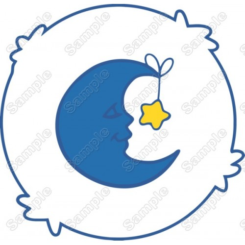 Bedtime Care Bear Care Bears Tummies Costume T Shirt Iron on Transfer Decal by www.shopironons.com