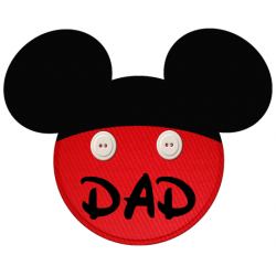 Disney World Vacation Mickey Mouse Custom Personalized T Shirt Iron on Transfer Decal #31