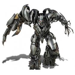 Megatron Transformers T Shirt Iron on Transfer Decal #14