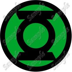 GREEN LANTERN LOGO T Shirt Iron on Transfer Decal #3