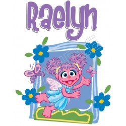 Abby Cadabby Personalized Custom T Shirt Iron on Transfer Decal #74