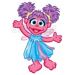 Abby Cadabby T Shirt Iron on Transfer Decal #12
