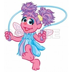 Abby Cadabby T Shirt Iron on Transfer Decal #13