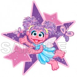 Abby Cadabby T Shirt Iron on Transfer Decal #2