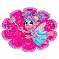 Abby Cadabby T Shirt Iron on Transfer Decal #4