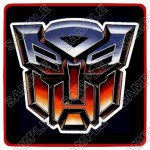 Autobot Logo Transformers T Shirt Iron on Transfer Decal #10 by www.shopironons.com