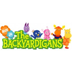Backyardigans T Shirt Iron on Transfer Decal #13