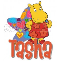 Backyardigans Tasha T Shirt Iron on Transfer Decal #10