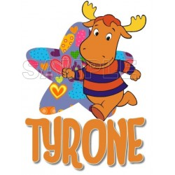 Backyardigans Tyrone T Shirt Iron on Transfer Decal #11