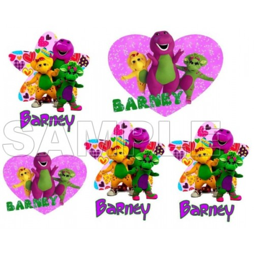 Barney T Shirt Iron on Transfer Decal #2 by www.shopironons.com