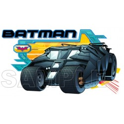 Batman Dark Knight T Shirt Iron on Transfer Decal #2