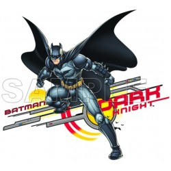 Batman Dark Knight T Shirt Iron on Transfer Decal #3