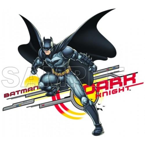 Batman Dark Knight T Shirt Iron on Transfer Decal #3 by www.shopironons.com