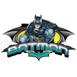 Batman Dark Knight T Shirt Iron on Transfer Decal #4