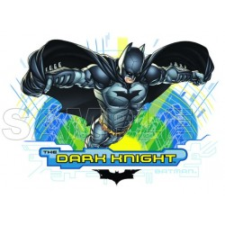 Batman Dark Knight T Shirt Iron on Transfer Decal #5