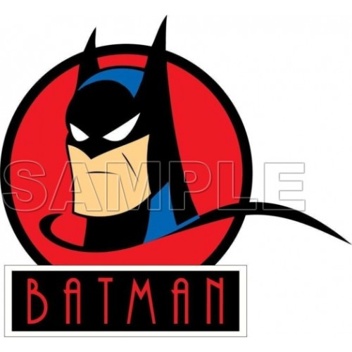 Batman T Shirt Iron on Transfer Decal #11 by www.shopironons.com