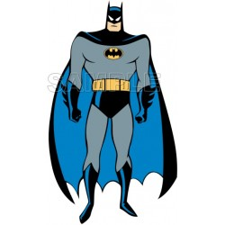 Batman T Shirt Iron on Transfer Decal #8