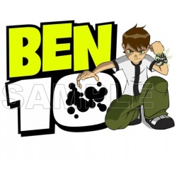 Ben 10 T Shirt Iron on Transfer Decal #5