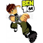 Ben 10 T Shirt Iron on Transfer Decal #7 by www.shopironons.com