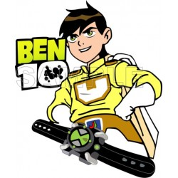 Ben 10 T Shirt Iron on Transfer Decal #8
