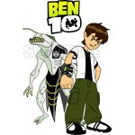 Ben 10 T Shirt Iron on Transfer Decal #9 by www.shopironons.com