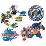 BeyBlade Iron on Transfers T Shirt Iron on Transfer Decal #1 by www.shopironons.com