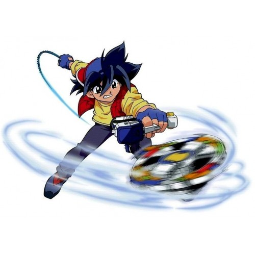 BeyBlade T Shirt Iron on Transfer Decal #2 by www.shopironons.com