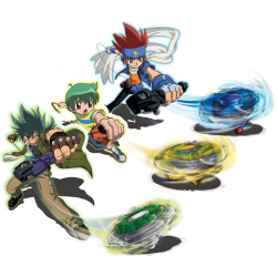 BeyBlade T Shirt Iron on Transfer Decal #3