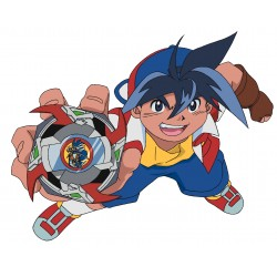 BeyBlade T Shirt Iron on Transfer Decal #5