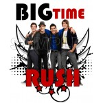 Big Time Rush T Shirt Iron on Transfer Decal #2 by www.shopironons.com