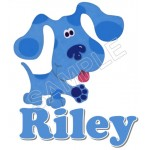 Blues Clues Personalized Custom T Shirt Iron on Transfer Decal #51 by www.shopironons.com