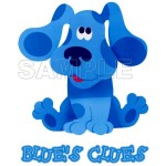 Blues Clues T Shirt Iron on Transfer Decal #5 by www.shopironons.com