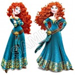Brave (Disney) Merida T Shirt Iron on Transfer Decal #2 by www.shopironons.com