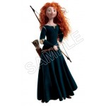 Brave (Disney) Merida T Shirt Iron on Transfer Decal #3 by www.shopironons.com
