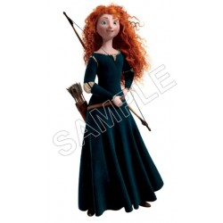 Brave (Disney) Merida T Shirt Iron on Transfer Decal #3