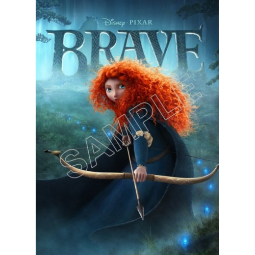 Brave (Disney) T Shirt Iron on Transfer Decal #1 by www.shopironons.com
