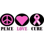 Breast Cancer Awareness T Shirt Iron on Transfer Decal #5 by www.shopironons.com