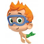 Bubble Guppies Nonny T Shirt Iron on Transfer Decal #9 by www.shopironons.com