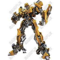 Bumblebee Transformers T Shirt Iron on Transfer Decal #5