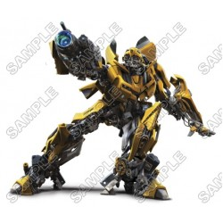 Bumblebee Transformers T Shirt Iron on Transfer Decal #6