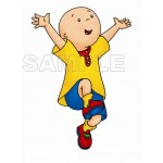 Caillou T Shirt Iron on Transfer Decal #14 by www.shopironons.com