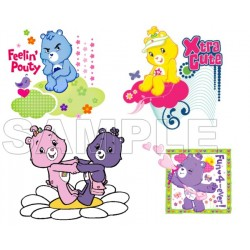 Care Bears T Shirt Iron on Transfer Decal #1