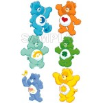 Care Bears T Shirt Iron on Transfer Decal #2 by www.shopironons.com
