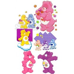 Care Bears T Shirt Iron on Transfer Decal #3