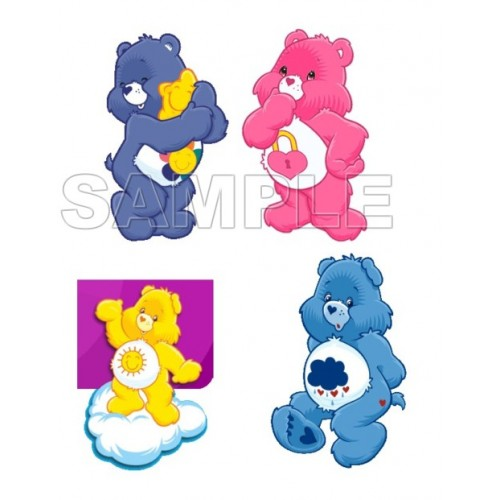 Care Bears T Shirt Iron on Transfer Decal #4 by www.shopironons.com