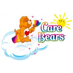 Care Bears T Shirt Iron on Transfer Decal #92