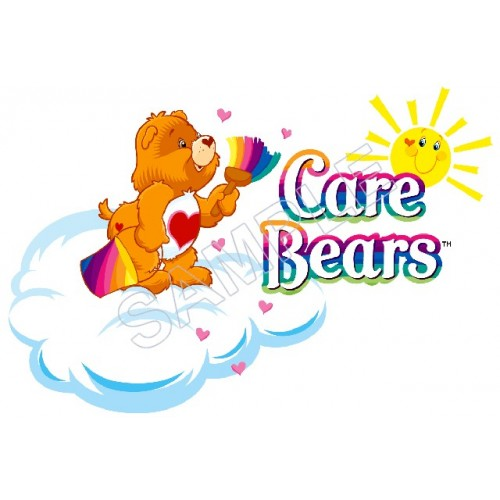 Care Bears T Shirt Iron on Transfer Decal #92 by www.shopironons.com