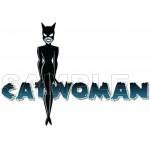 Catwoman T Shirt Iron on Transfer Decal #1 by www.shopironons.com