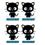 Chococat T Shirt Iron on Transfer Decal #1 by www.shopironons.com